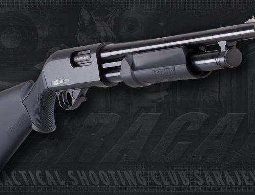 Escopeta Cal. 12 SARSILMAZ M204 STD 18.5″