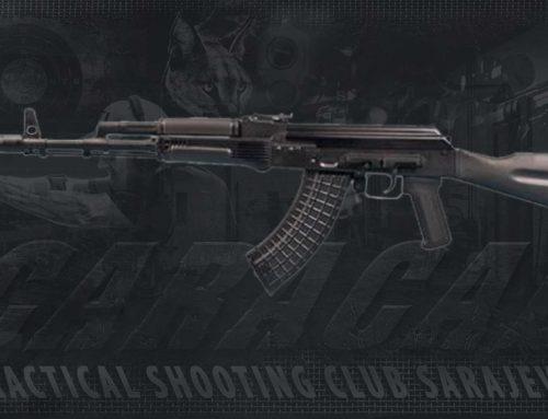 SAIGA AK 47 .223REM/5.56MM