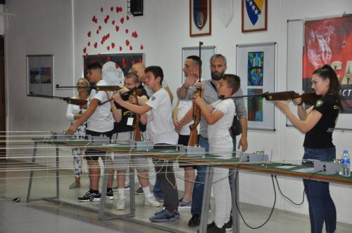 2 Turnir u streljaštvu za djecu